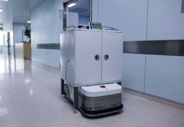 自动送药机器人