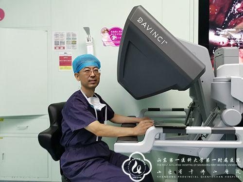 第四代达芬奇机器人手术在泌尿外科领域优势尽显