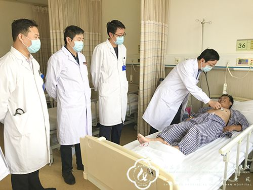"""心外科应用杂交技术成功救治省内首例""""艾森曼格氏综合征""""合并极重度二尖瓣反流患者"""